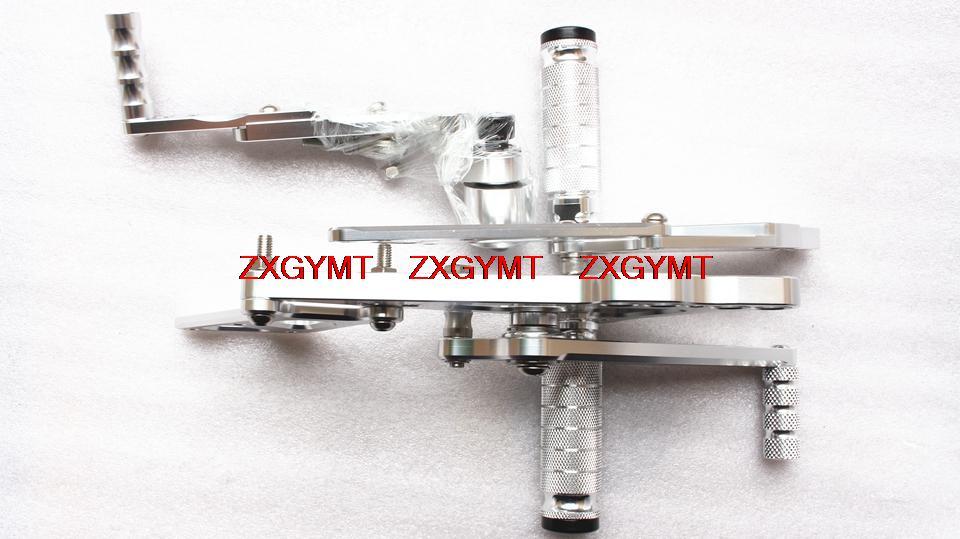 Footrest Foot Rest Pegs Rearset Rear Set for Suzuki  GSXR1000 GSX R1000 GSX-R1000 GSXR1000 GSXR 1000 2000 - 2004 2003 2002 2001 раскладушка therm a rest therm a rest luxurylite mesh xl