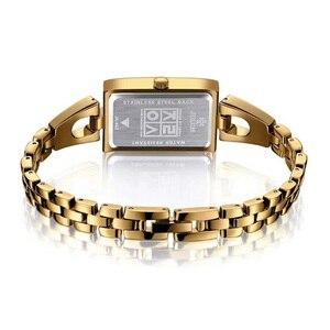 Image 3 - をジュリアスレディース腕時計日本クォーツelegant hoursファインファッションドレスチェーンブレスレットシェル女の子の時計誕生日ギフトボックス