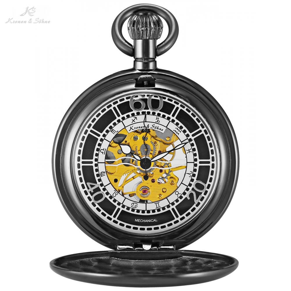 KS Retro Roman Key Pendant Antique Copper Black Case Men Montre Vintage Necklace Clock Hollow Mechanical Pocket Watches /KSP074 smsl m3 black усилитель для наушников