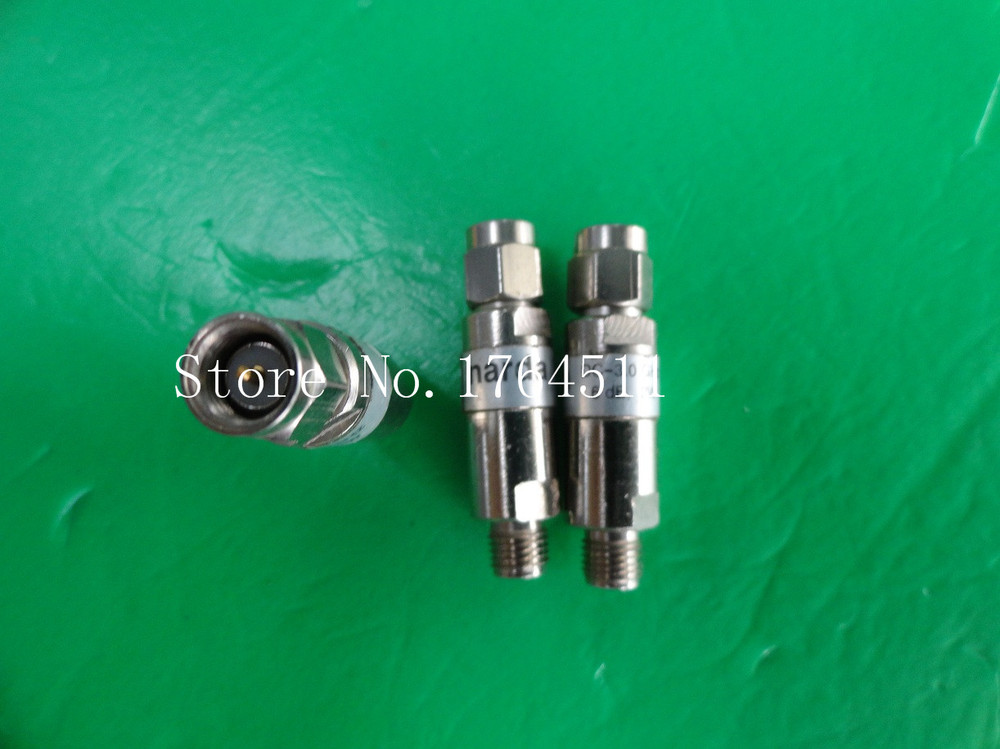 [BELLA] Narda 6dB DC-3GHZ 2W SMA Coaxial Fixed Attenuator  --5PCS/LOT
