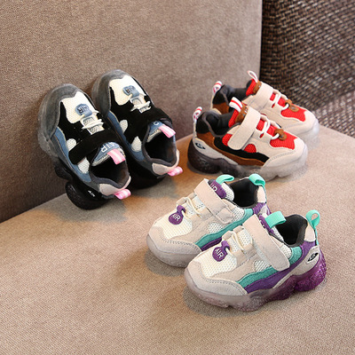 Toddler Shoes First-Walkers Non-Slip Infant Girl Baby New Mesh Soft for Boy Breathable