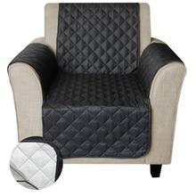 Дивана наволочка домашнее животное собака коврик-лежак протектор мебели двусторонний моющийся съемный чехол для мебели подушки 1/2/3 сиденье