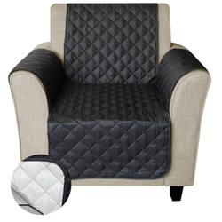 Однотонный диван крышка