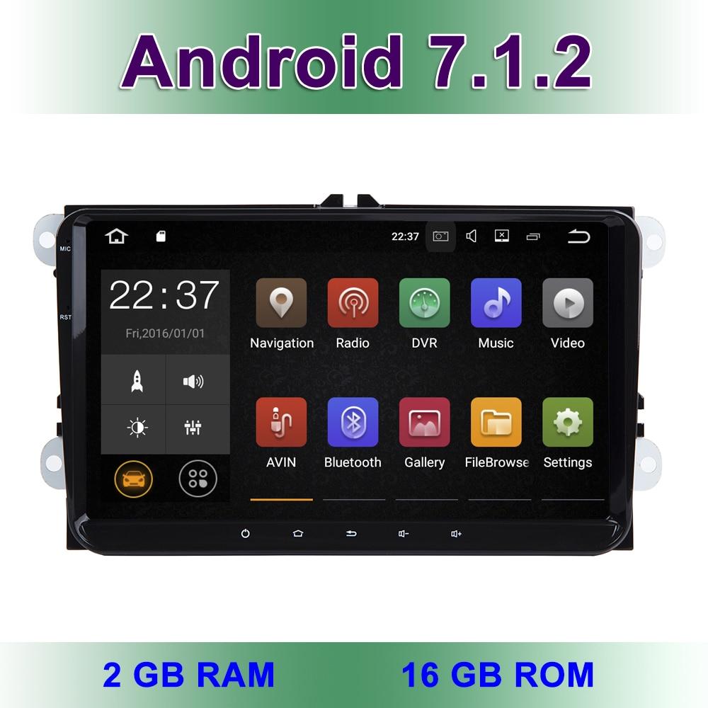 9 Android 7 1 2 font b Car b font DVD font b Radio b font
