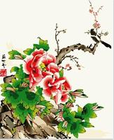 Jjle 0550 C Frameless Picture DIY New Arrival Diy Digital Oil Painting Abstract 40 50 Painting