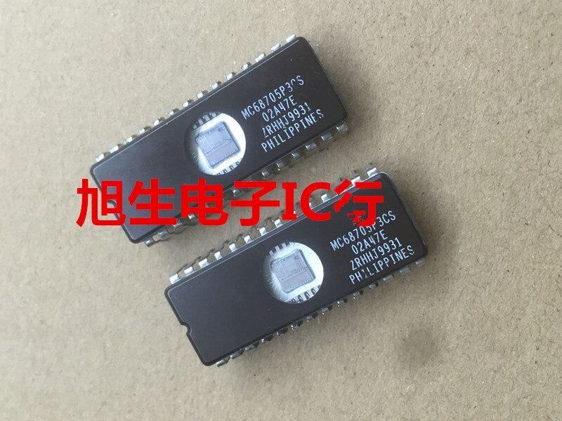 1 шт. MC68705P3S MC68705P3CS MC68705P5S ceramics CDIP