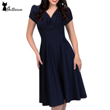 bf47b6b12bfe9 Buy 1940s style dresses and get free shipping on AliExpress.com