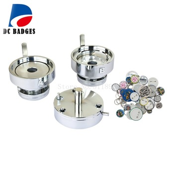 "Best sale 2-1/4""  round badge New Die mould of 58mm,high quality badge machine mould"