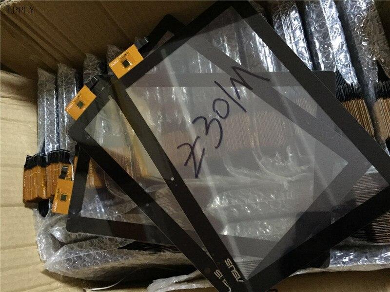 LPPLY nouveau pour Asus ZenPad 10 Z301MFL Z301ML écran tactile numériseur capteur pièces de rechange livraison gratuite