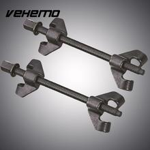 Vehemo 1Pair Car Coil Spring Compressor Suspension Struts Clamp Tool Set 380MM(China)