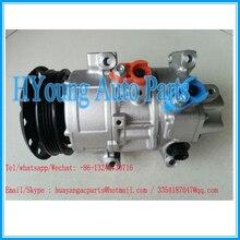 High quality ac compressor model 5SEU12C for TOYOTA AVENSIS 447220-9751/447260-1060/447220-9750/447190-5451/447260-0152