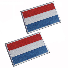 3D Luxembourg Flag Embroidery Patch Military Morale Patches Tactical Emblem Appliques Badges Embroidered Patches For Clothing сумка printio борода моряк byeva ru
