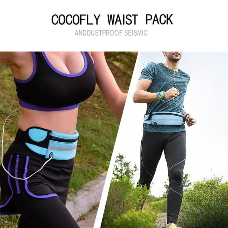 Kettle Pockets Outdoor Sports Waist Bag Fitness Running Waterproof  Fanny Packs  Fanny Pack Men  Belt With Pouch  Belt Waist Bag