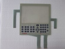 NC90F NC9300 NC9000F Touch Glass screen for HMI Panel repair~do it yourself,New & Have in stock