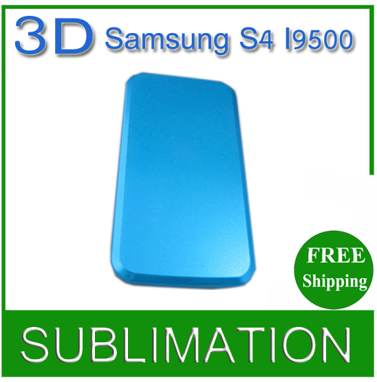 Solid Aluminium Alloy 3D Sublimation Phone case Mould for Galaxy s4 I9500  цены