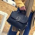 New Fashion PU Leather Crossbody Bags Women's Designer Brand Handbag Ladies Shoulder Messenger Bags Bolsas Feminina