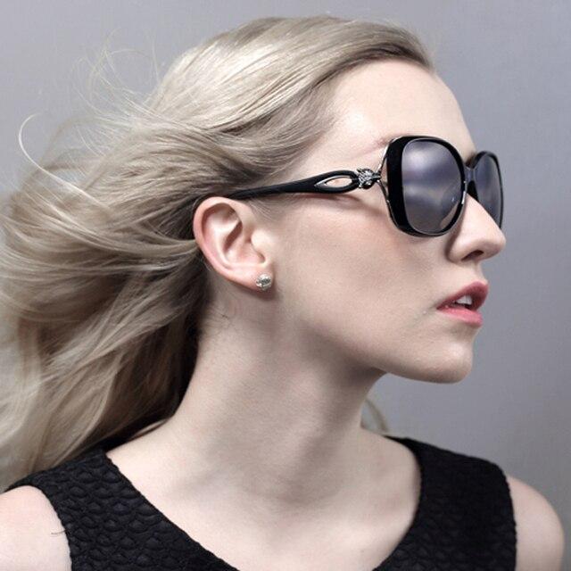 2018 New VEITHDIA Vintage Sunglasses Women Polarized Lens Sun Glasses Ladies Brand Designer gafas oculos de sol feminino VT7022 3