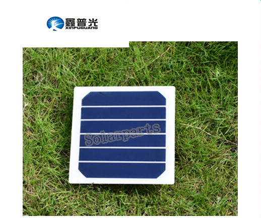 Xinpuguang 3W 3V 5pcs solar panel semi flexible quality solar module solar Board Power For toys Battery charger factory directly