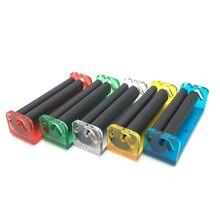 ; в партии 12 штук Легкая ручная машинка для самокруток Рука сигареты чайник станок инструмент 70 мм/78 мм/110 мм