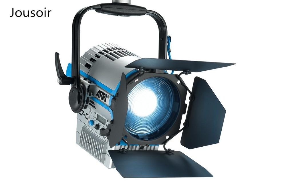 Светодиодный spotlight цифровой видеосъемки Alleigh L7 C объектива темы свет ARRI L серии лампы CD50