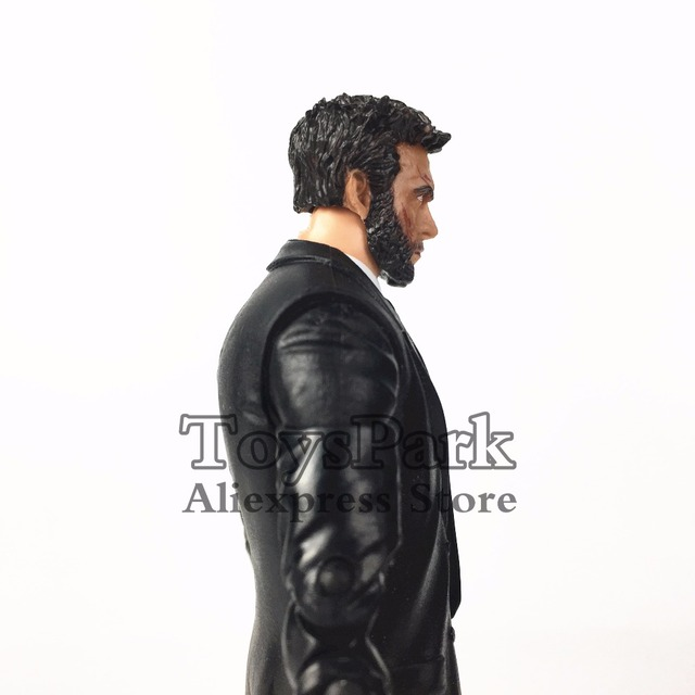 Marvel Legends 6″ Wolverine Custom Action Figure Movie X Men Logan Unmasked Head Phil Coulson Body Collectible Loose Toy Model