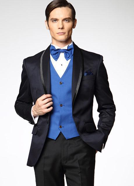 Compare Prices on Mens 3 Piece Navy Suit- Online Shopping/Buy Low