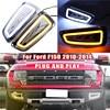 Car Styling LED DRL For Ford F150 F 150 SVT Raptor 2010 2014 LED DRL Daytime