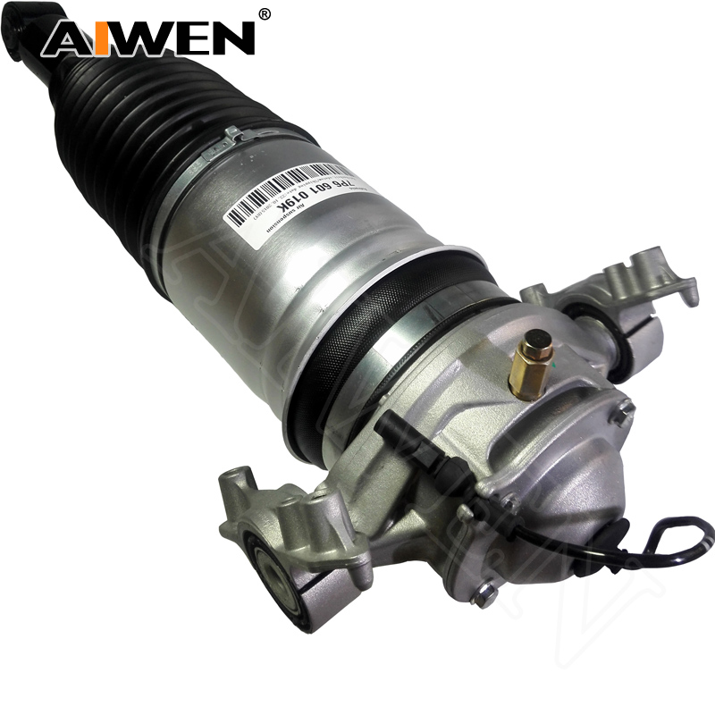 Q7 Porsch Cayenn Volkswage VW Touareg 2010- Original Genuine Rear Shock Absorber 7P6601019K Air Suspension Car Air Spring