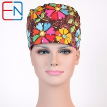 NEW Matin one size ajustable women surgical caps  with sweatband