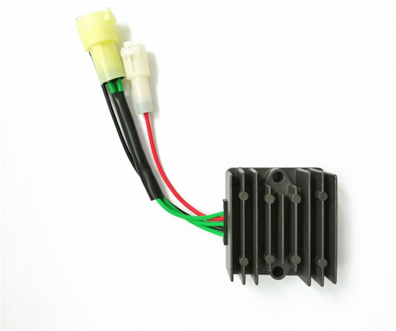 Yamaha 115-225 Hp Voltage Regulator 197-0001 6R3-81960-10-00