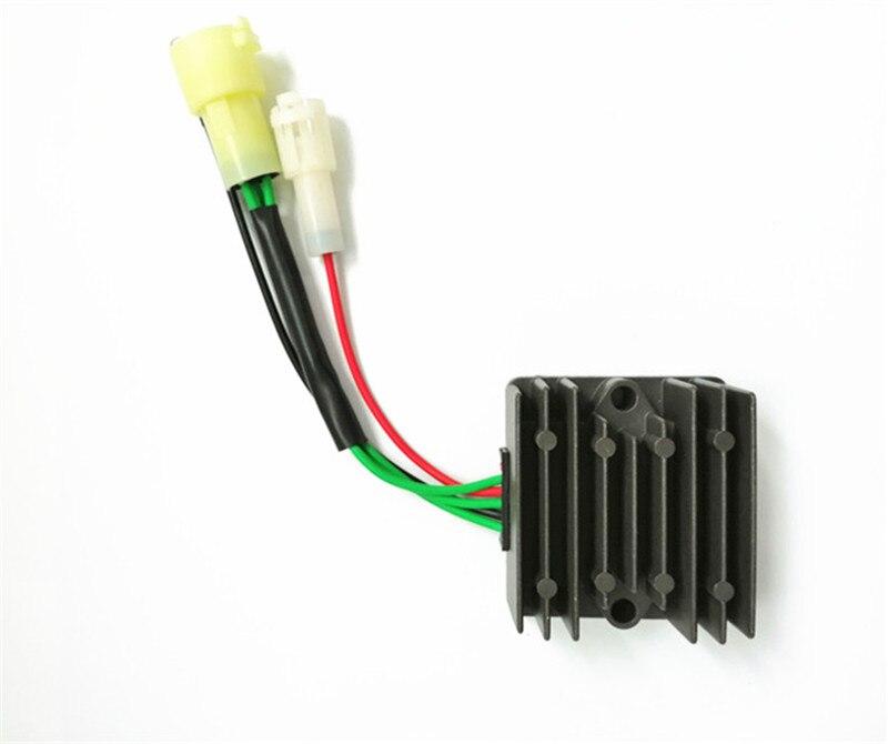 Voltage Regulator For Yamaha 115-225 HP 197-0001 6R3-81960-10-00 6R3-81960-00-00