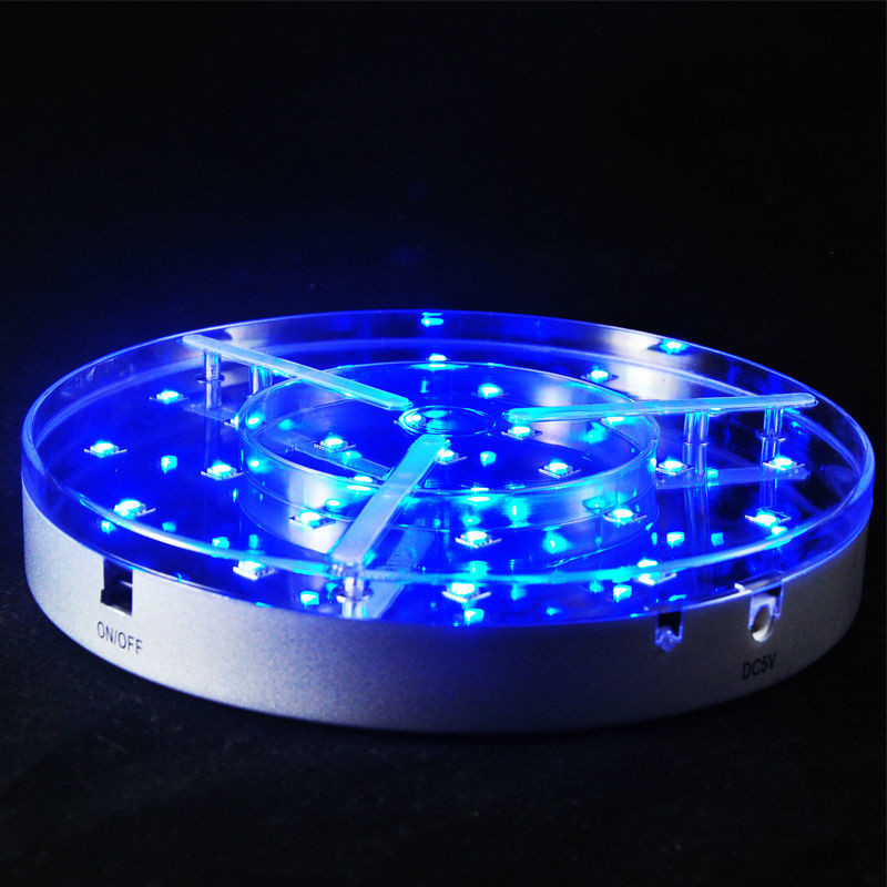 10Pieces/Lot Party Supplies Wedding Centerpiece Rechargeable LED Non Blinking Light For Tables,Vases