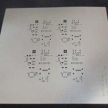 SMT сборка из нержавеющей печатной платы трафарет производитель pcb паяльная паста травленый/Лазерная резка принтер
