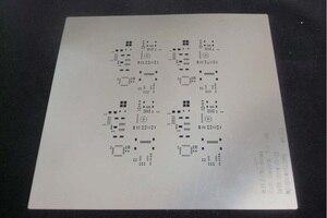Image 1 - יצרן אל חלד pcb ההרכבה SMT סטנסיל PCB הלחמה הדבק חרוטים/לחתוך לייזר מדפסת
