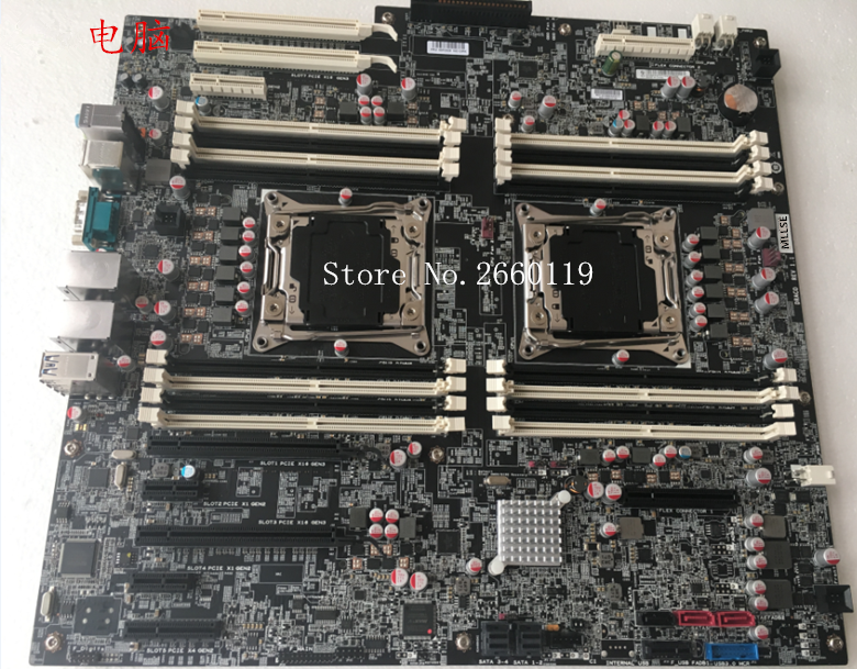 Workstation Mainboard For P900 P910 X99 00FC926 LGA2011 Motherboard Fully Tested