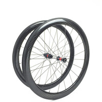 Hubs For Bicycle 9 10 11 Speed 50mm Depth 25mm Width Clincher Carbon Road Bike
