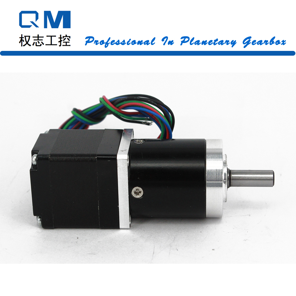 цена на Gear Stepper Motor 4-Lead Nema 11 Stepper Motor 30mm Planetary Gearbox Gear Ratio 12:1 CNC Robot 3D Printer Pump