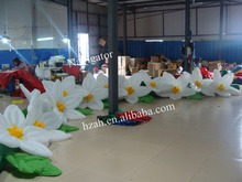 2014 new wedding decoration flowers inflatable for Event Decoration