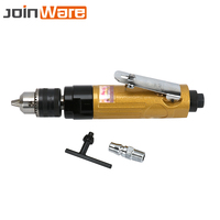 3/8'' Air Drill Composite Keyless Chuck High Quality Industrial Straight Shank Pneumatic Tool 22000rpm New