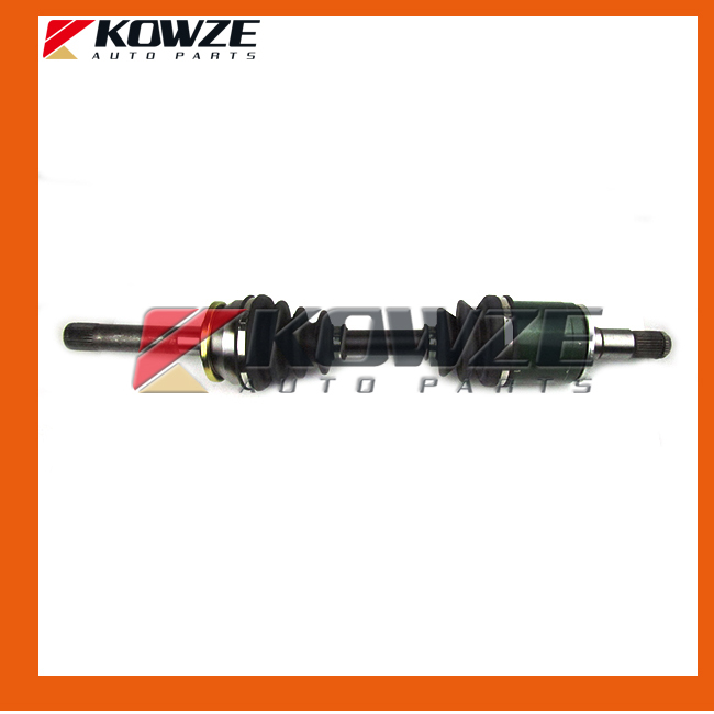 Left Front Axle Drive Shaft Assembly For Mitsubishi Pajero Montero I II Sport Challenger 4G54 6G72 4D56 6G74 4M40 MR276869