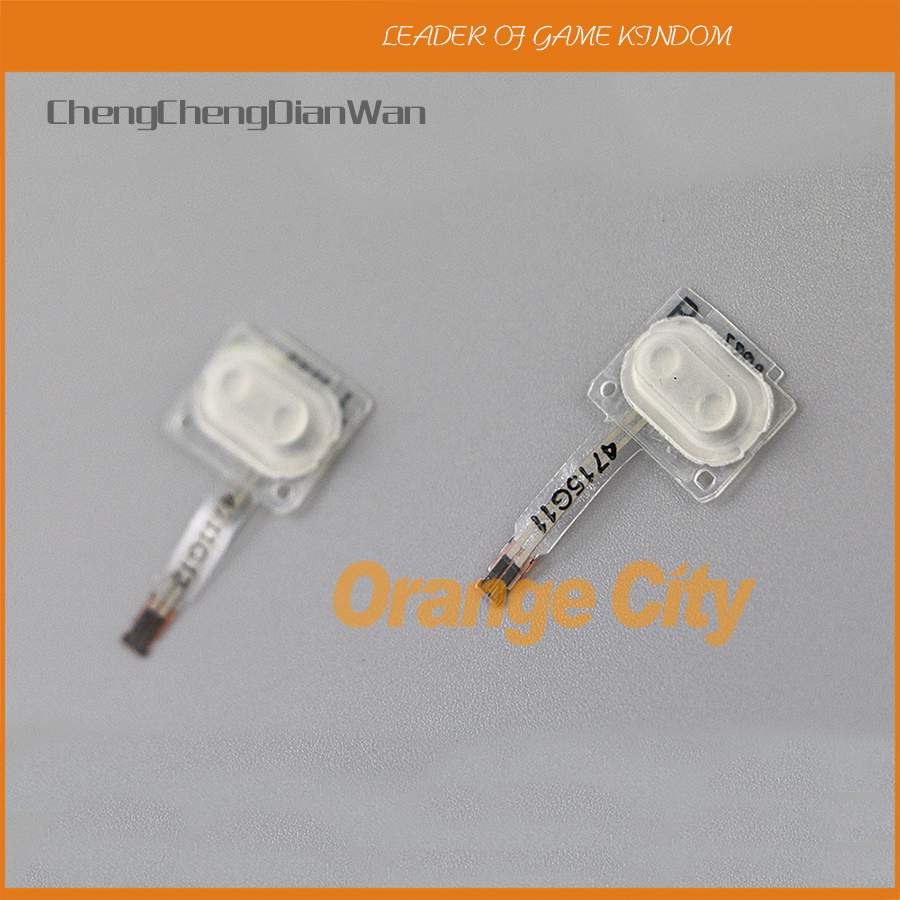 ChengChengDianWan Original Left And Right Shoulder Button With Flex Cable For PS Vita 2000 LR Ribbon Cable For PSV2000
