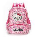Hello Kitty Girl's School Bag Child Backpack Bags School Backpacks Schoolbag Bags Lovely Children Backpack