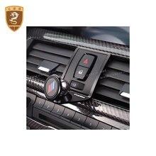 Suporte ajustável de celular para carro, para bmw m3 m4 séries f30 f31 f32 f33 f34 f35 f36 f80 f82 carro acessórios interiores