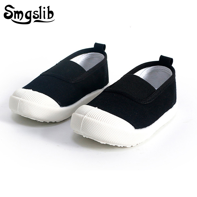 Smgslib Children shoes Boys canvas sneakers Breathable Comfortable Kids Casual Shoes spring autumn Toddler Girls Princess Shoes ...