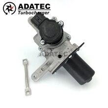 Turbocharger Electronic Wastegate Vacuum actuator CT16V 17201 30160 17201-30101 turbine for Toyota Landcruiser D-4D 1KD-FTV