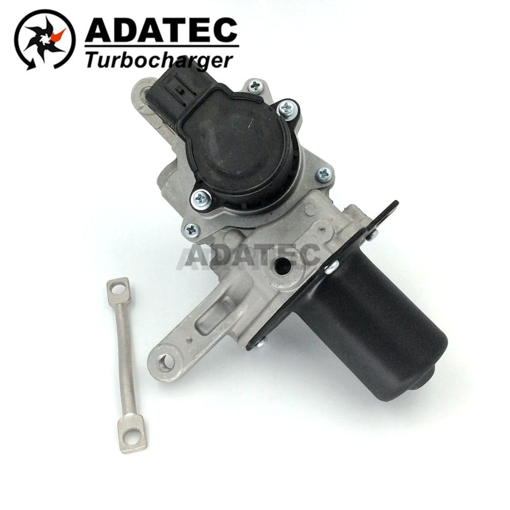 Turbocompresseur Électronique Wastegate Vide actionneur CT16V 17201 30160 17201-30101 turbine pour Toyota Landcruiser D-4D 1KD-FTV