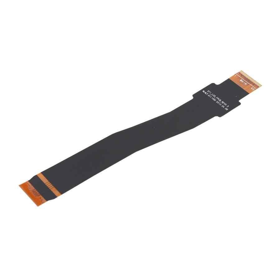 LCD موصل اختبار الكابلات المرنة صالح لسامسونج تبويب 3 P5200 P5210 فليكس كابل
