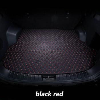 kalaisike Custom car trunk mats for Acura all models MDX RDX ZDX RL TL ILX CDX TLX-L auto accessories car styling