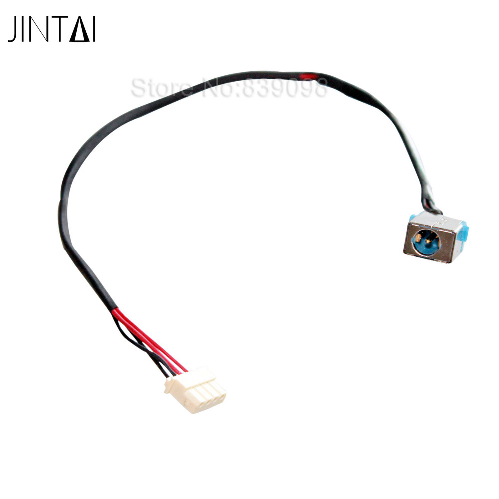 JINTAI LAPTOP DC POWER JACK SOCKET PLUG IN CABLE HARNESS FOR <font><b>ACER</b></font> ASPIRE <font><b>4820TG</b></font> <font><b>4820TG</b></font>-434G50MN <font><b>4820TG</b></font>-624G64MN image