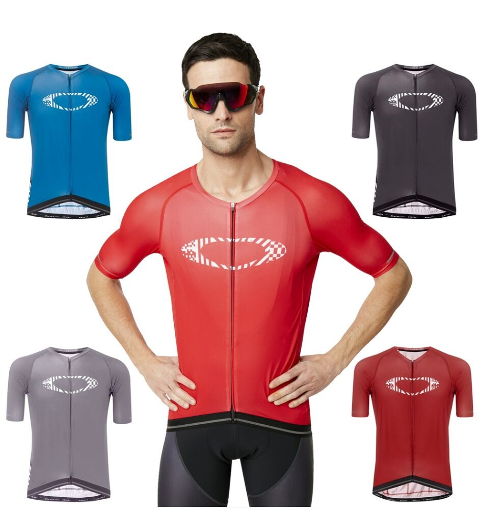 Cycling Jersey Shirt Clothing Bicycle-Clothes MTB Mountain-Bike Racing Pro-Team Summer